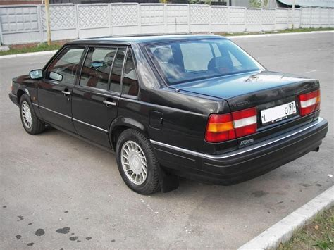 1993 Volvo 960 Pictures