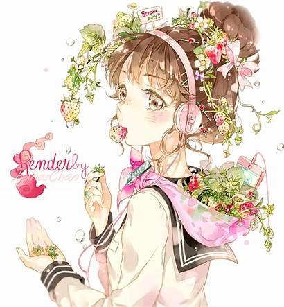 Anime Flower Transparent Fan Deviantart Webstockreview Floral