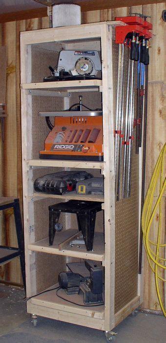 pin  jason clemens  tool storage diy garage storage