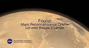 News   'Lost' 2003 Mars Lander Found by Mars ...