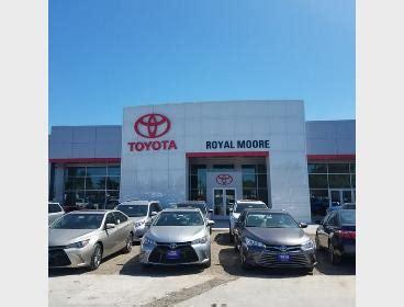 royal moore toyota dealership  hillsboro  carfax