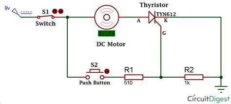 Motor Control Using Thyristor