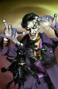 Batman and Robin Joker