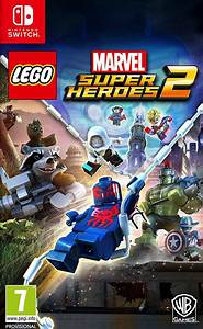 lego marvel heroes 2 review switch nintendo