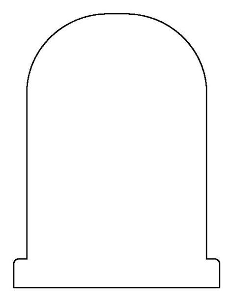 headstone template tombstone ideas