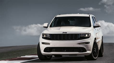 jeep grand cherokee 2017 jeep grand cherokee srt wallpaper hd car wallpapers