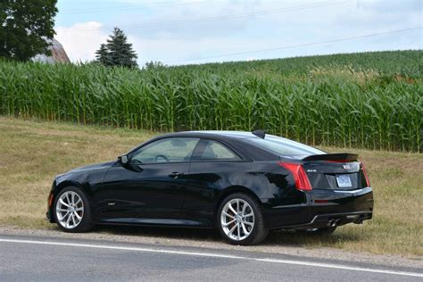2019 Cadillac Coupe by 2019 Cadillac Ats V Coupe Review Gtspirit