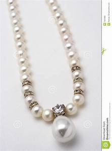 Pearl Necklace Stock Photography - Image: 7521682