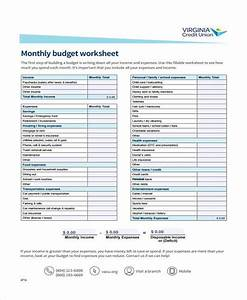 Free 49 Budget Forms In Pdf Ms Word Excel