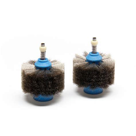 CLMB-A7 - Blue Metal Brushes for CLMB-A