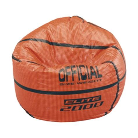 kmart football bean bag chair american furniture alliance kid s sport bean bag basketball