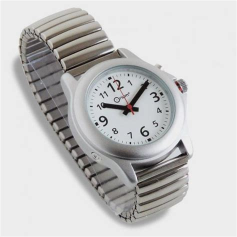montre parlante simplifi 233 e homme bracelet extensible cflou