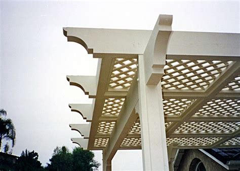 pictures of pergolas with lattice 17 best images about outdoor kitchen pergola on pinterest deck pergola yellow drawers and