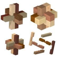wooden puzzle solutions images puzzles tabletop