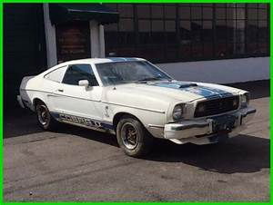 1976 Mustang Cobra II Fastback!! NO RESERVE!! for sale - Ford Mustang 1976 for sale in Brook ...