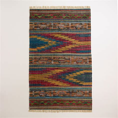 rugs world market 5 x8 kaida kilim flatweave area rug world market