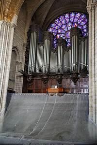 Notre, Dame, De, Paris, Restoration, Of, The, Pipe, Organ, Begins