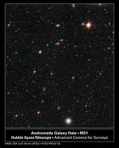 Andromida Hubble New Galaxy - Pics about space