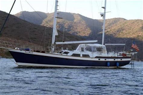 Used Sailboat For Sale by Ketch Sailboats For Sale Moreboats