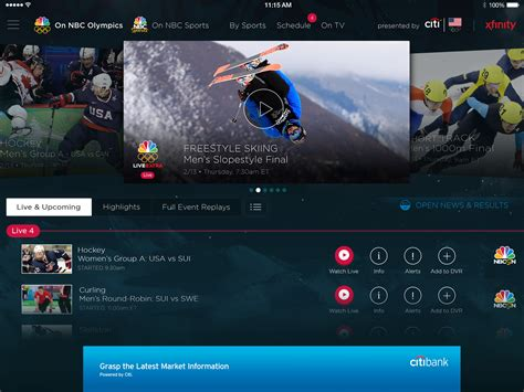 Streamdaily » Archive » Nbc's Exclusive Digital Programs