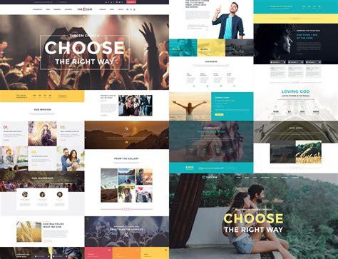 25 Best Church Wordpress Themes 2018