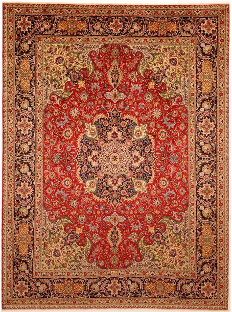 Tabriz Rug by Tabriz 12 X 16 Rug