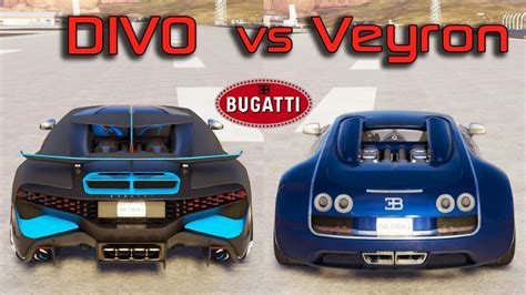 There are new features all over the car to funnel air exactly where bugatti's maniacally obsessive engineers want it. The CREW 2: BUGATTI DIVO VS BUGATTI VEYRON (WHICH IS FASTEST?) - YouTube