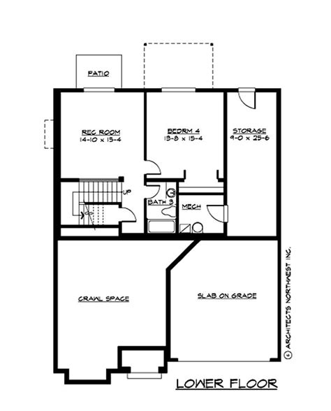 multi level floor plans traditional multi level house plans home design cd m2520b3ft 0db 14737