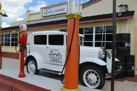 ford garage cape coral gas with car picture of ford s garage cape