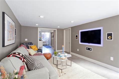 basement color ideas basement paint color ideas basement traditional with basement beige carpet beige