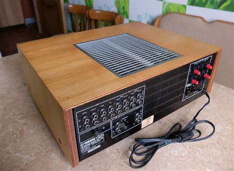 Усилитель интегральный Yamaha CA-1000 III | Hi-Fi.ru