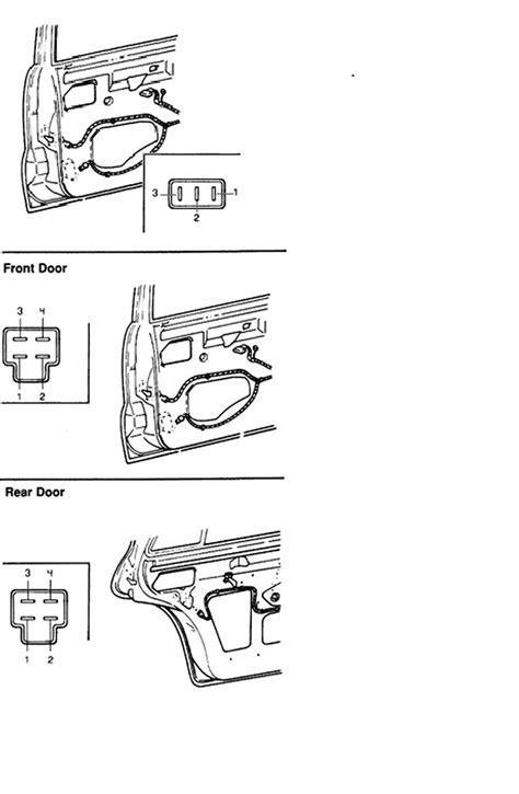 power door lock wiring diagram  drone fest