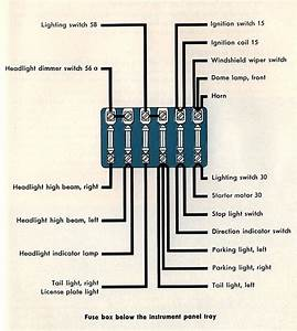 1960 Bus Wiring Diagram