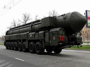 """Why """"Topol"""" nuclear intercontinental ballistic missile ..."""