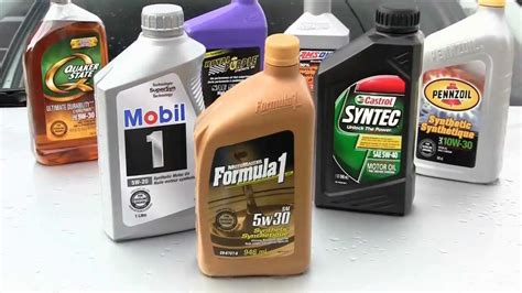 Synthetic Oil Basics Everything You Need To Know About Oil
