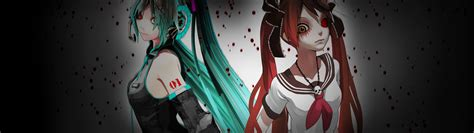 Wallpaper 3840x1080 Anime - vocaloid hd wallpaper background image 3840x1080 id