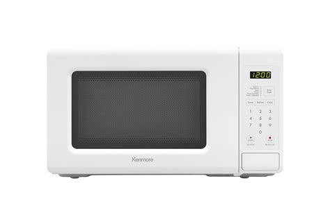 kenmore countertop microwave kenmore 70712 0 7 cu ft countertop microwave oven white