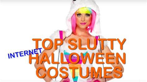 Top Slutty Internet Halloween Costumes With Jason Horton