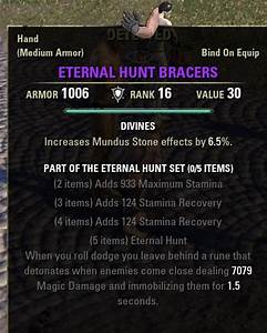 ESO Thieves Guild Gear Sets - Deltia's Gaming
