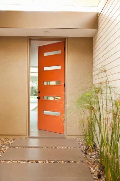 mid century modern interior doors modern front door