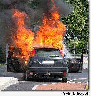 car fire   richmond district richmond