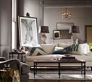home pottery barn living room sale save up to 30 on With parquet reclaimed wood rectangular coffee table
