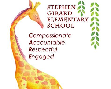 stephen girard elementary school school district philadelphia