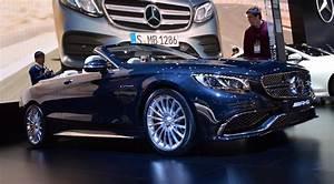 Mercedes Classe E Cabriolet 2017 : 2016 detroit auto show mercedes trifecta luxurycarmagazine en ~ Medecine-chirurgie-esthetiques.com Avis de Voitures