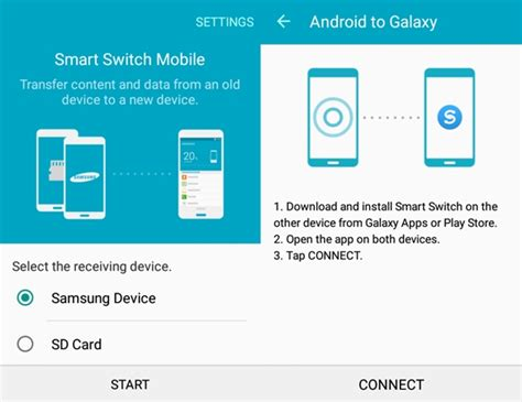 transfer everything from samsung phone to samsung s8
