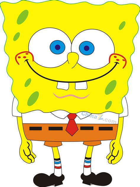spongebob squarepants images vector material