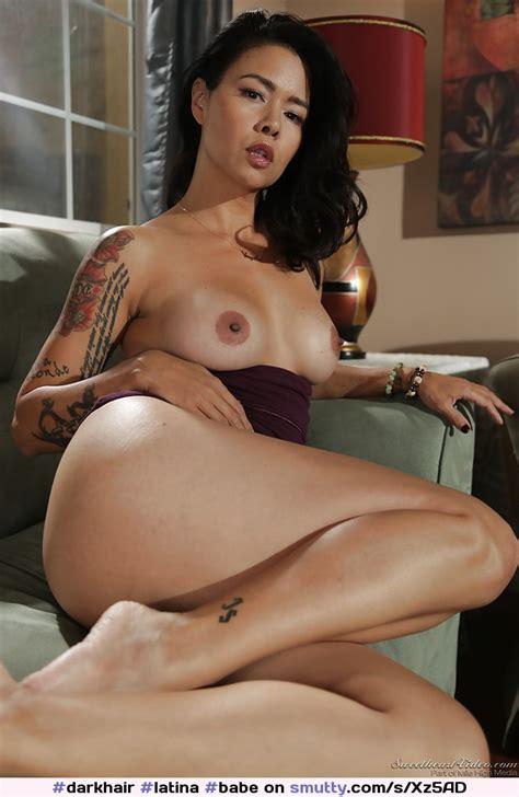Darkhair Latina Babe Milf Cougar Legs Thighs Ass
