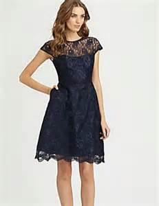 navy lace bridesmaid dress lace navy dress