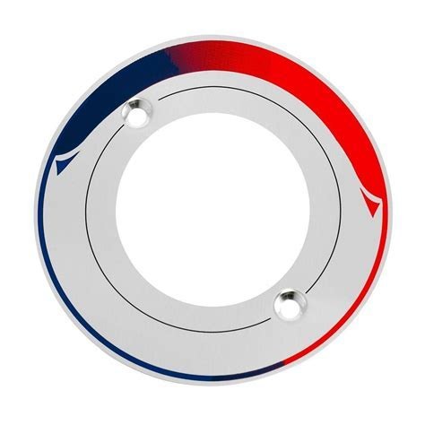 American Standard Dial Plate Decal for Colony Soft Faucet