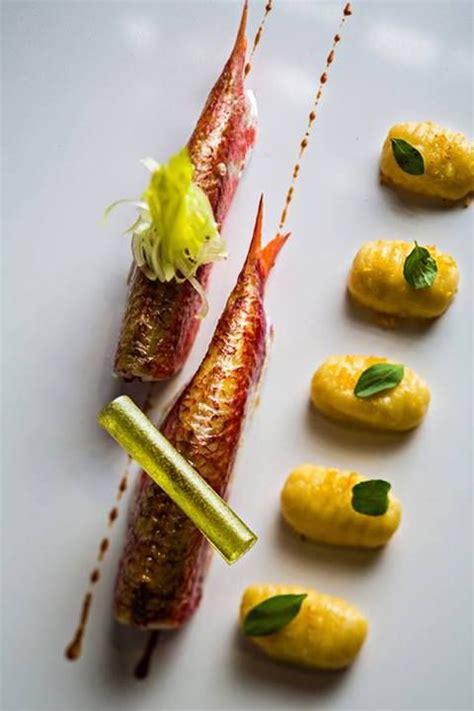 livre cuisine chef etoile fish gnocchi a r t of p l a t i n g